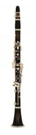 Clarinete Bb CL04N Preto Brilhante EAGLE