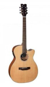 Violão Master Series EMA 663 Natural EAGLE