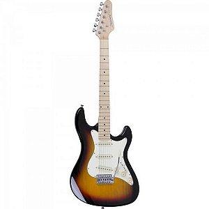Guitarra Strato STS-100 Sumburst STRINBERG