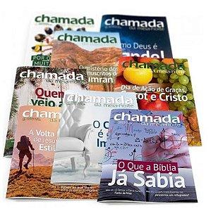 Revista Chamada da Meia Noite  -  Assinatura Anual