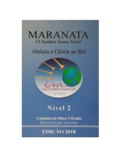 COLETÂNEA CIFRADA 2018 - NÍVEL 2