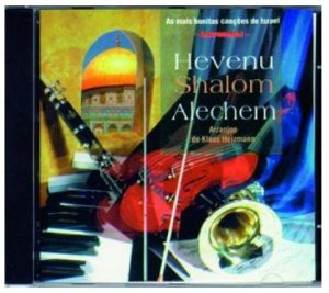 Hevenu Shalom Alechem [CD-Instrumental]