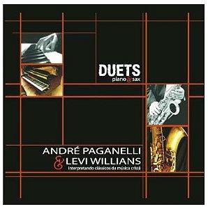 Duets - Piano & Sax [CD-Instrumental]