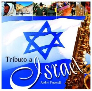 Tributo a Israel - André Paganelli [CD-Instrumental]