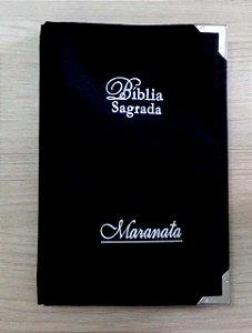 CAPA DE BÍBLIA  - BORDADA - MODELO II