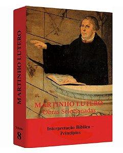 Martinho Lutero - Obras Selecionadas v. 8