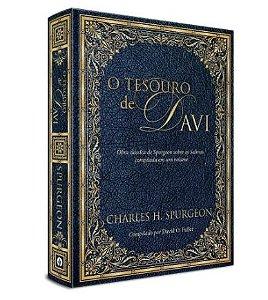 Livro O Tesouro de Davi | Charles H. Spurgeon