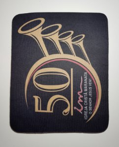 MOUSE PAD - 50 ANOS - ICM