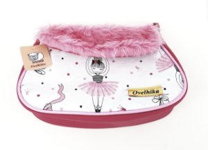 Bolsa Infantil - Rosa - Bailarina