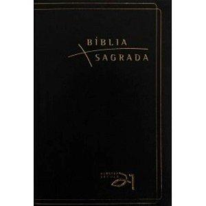 Bíblia Almeida Século 21 - SLIM - Preta