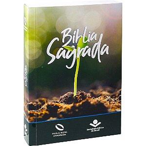 Bíblia de Evangelização Pequena - Verde - Com 20 UNIDADES