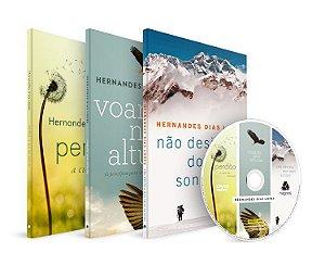 BOX SÉRIE ENCORAJAMENTO - Hernandes Dias Lopes