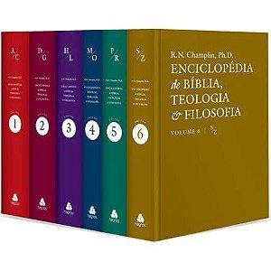 Enciclopédia de Bíblia Teologia e Filosofia - 6 Volumes