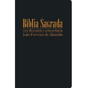 BÍBLIA GEOGRÁFICA - CAPA PRETA - RC