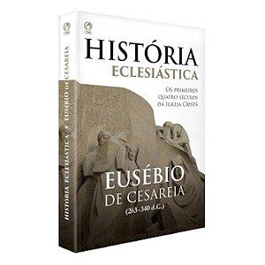 HISTÓRIA ECLESIÁSTICA (BROCHURA)