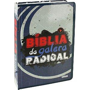 BÍBLIA DA GALERA RADICAL NTLH - CAPA DURA