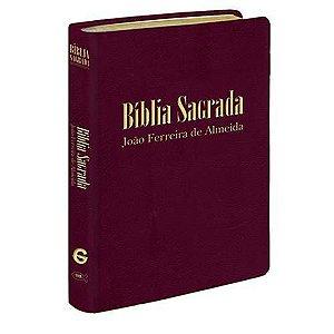 BÍBLIA MINI DE BOLSO - VINHO - RC