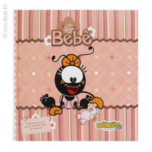 ÁLBUM DO BEBE FANIQUITA FEMININO