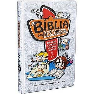 A Bíblia das Descobertas - NTLH - Azul