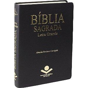 BÍBLIA LETRA GRANDE - ÍNDICE - PRETA