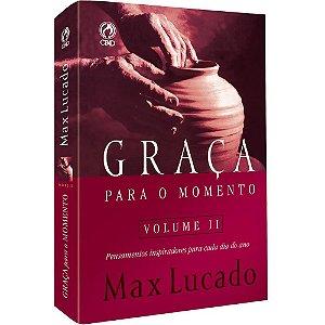 GRAÇA PARA O MOMENTO - VOLUME 02