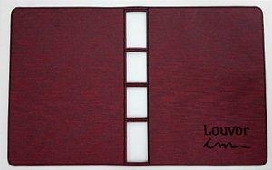 Capa para Coletânea ICM (não cifrada) - Vinho