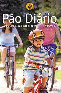 Pão Diário Família vol. 22: uma meditação para cada dia do ano