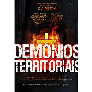 Livro Demônios Territoriais | S. V. Milton