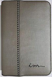 Capa de Bíblia ICM - Cinza Claro