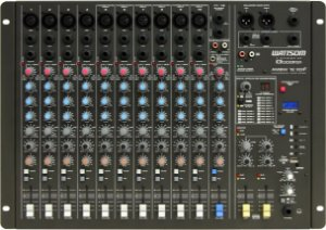 Stereo Audio Mixer - AMBW 12XDF