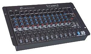 MESA 12 CANAIS STARMIX LL ÁUDIO ( S1202D)