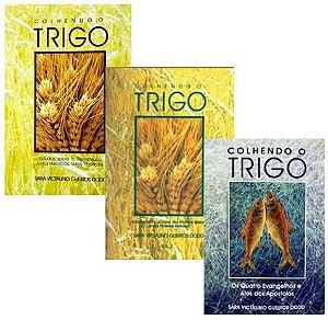 Colhendo Trigo - Vol. 1, Vol. 2 e Vol. 3