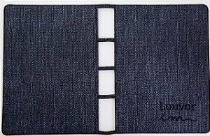 Capa para Coletânea ICM (não cifrada) - Azul Escuro