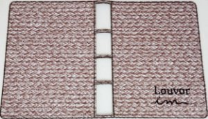 CAPA DE COLETÂNEA CIFRADA 1 ou 2 - Marrom Claro Com Branco