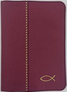 CAPA DE BÍBLIA - VINHO CLARO PEIXINHO