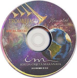 DVD FESTAS E TROMBETAS, UM ALERTA!