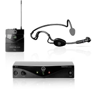 Microfone Headset AKG PW SSET 45 Sport