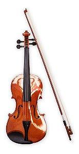 Violino Spring 4/4 Vs-44 Com Estojo E Arco
