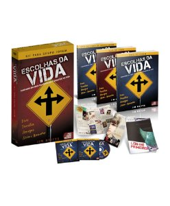 Kit Escolhas da Vida – Jim & Rachel Britts
