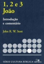 Série Introdução e comentário - João 1, 2 e 3