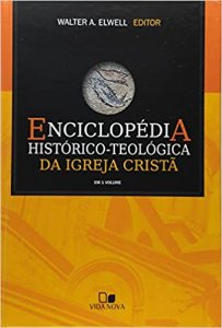Enciclopedia Historico-Teologica Da Igreja Crista - CAPA DURA