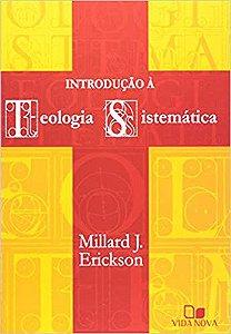 Introdução à Teologia Sistemática - CAPA DURA