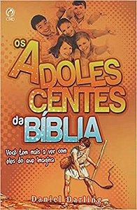 Livro Os Adolescentes da Bíblia