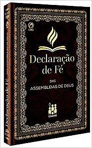 Declaração De Fé (Português) Capa comum