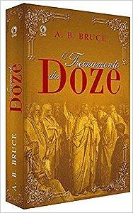 O Treinamento dos Doze (Português) Capa comum