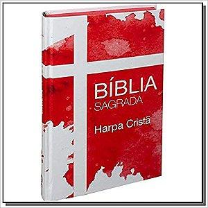 Bíblia Sagrada Cruz - com Harpa Cristã