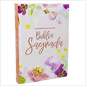 Bíblia Sagrada Floral