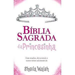 Biblia Sagrada Da Princesinha Walsh, Sheila