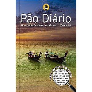 24 - PAO DIARIO PAISAGEM - LETRA GIGANTE