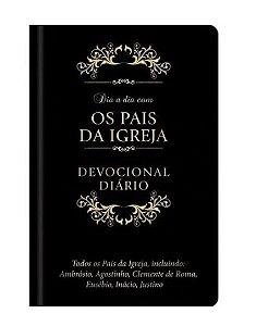 DIA A DIA COM OS PAIS DA IGREJA - LUXO COURO